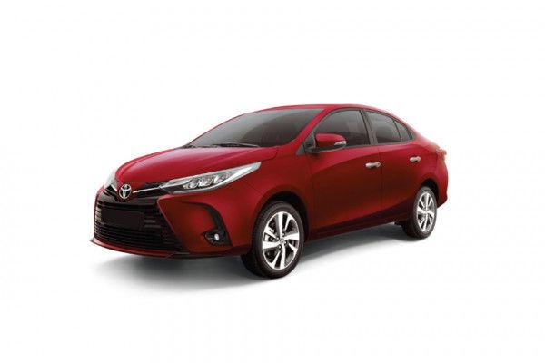 Photo of Toyota Yaris 2021