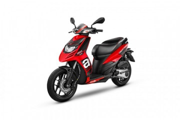 Photo of Aprilia SR 160 BS6 STD