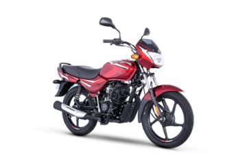 Photo of Bajaj CT 100 KS Alloy BS6