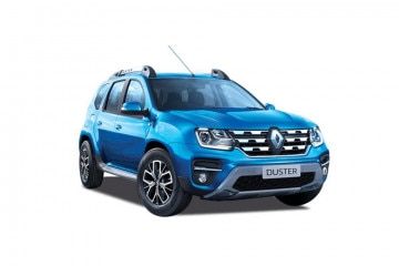 Photo of Renault Duster RXS
