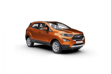 Ford EcoSport Thunder Edition Diesel offers