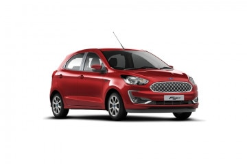 Ford Figo Titanium Blu offers