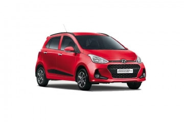 Hyundai Grand i10 Sportz offers