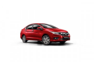 Photo of Honda City 4th Generation