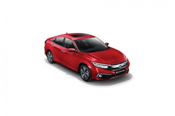 Honda Civic VX offers