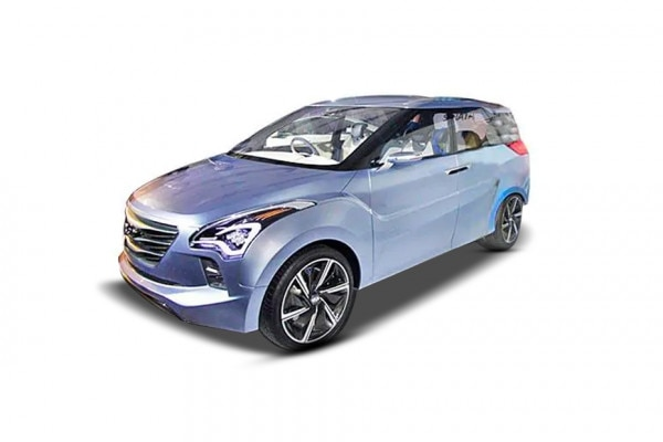 Photo of Hyundai Hexa Space