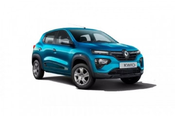 Renault KWID 1.0 RXT Opt offers