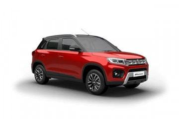 Photo of Maruti Vitara Brezza LXI