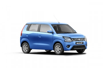 Photo of Maruti Wagon R LXI