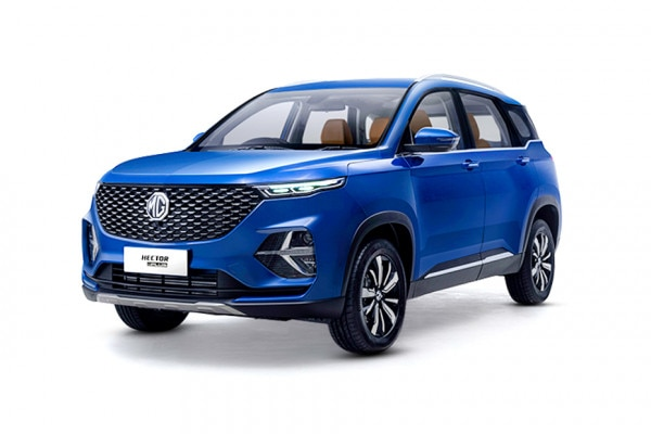 Photo of MG Hector Plus