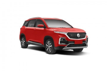 Photo of MG Hector Style MT