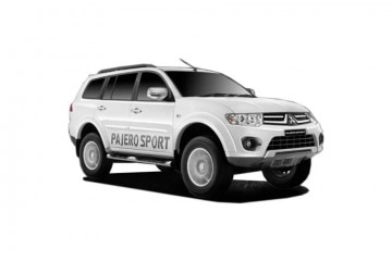 Photo of Mitsubishi Pajero Sport