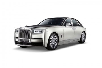 Photo of Rolls Royce Phantom Series II