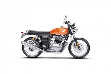 Photo of Royal Enfield Interceptor 650 STD BS6