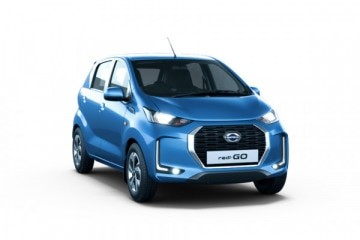 Datsun redi-GO AMT 1.0 T Option offers