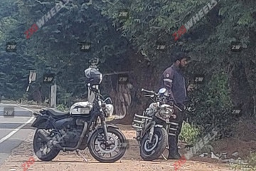 Photo of Royal Enfield Hunter