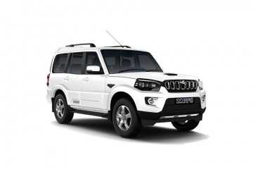 Photo of Mahindra Scorpio S5