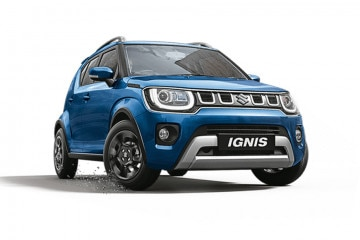 Photo of Maruti Ignis Sigma