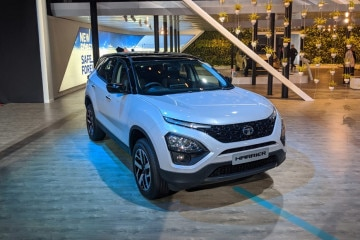 Photo of Tata Harrier XE