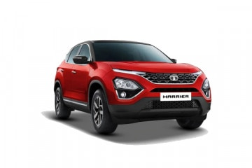 Photo of Tata Harrier