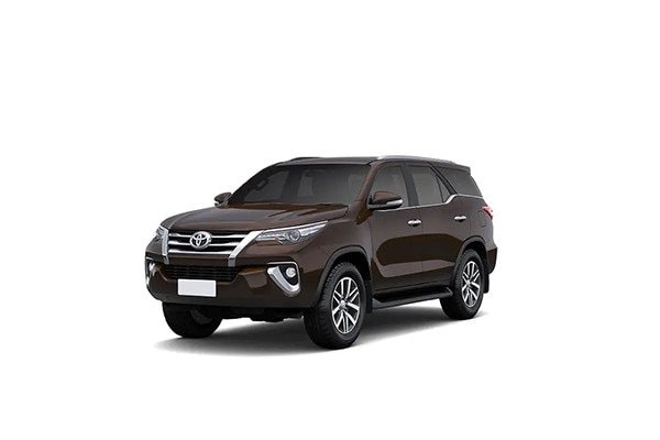 Photo of Toyota Fortuner 2016-2021