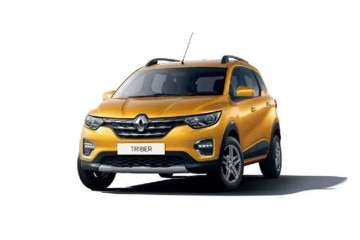 Photo of Renault Triber RXE