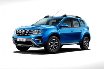 Renault Duster RXE offers