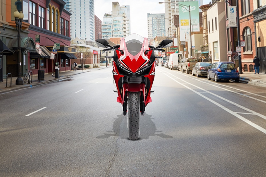 Photo of Honda CBR500R