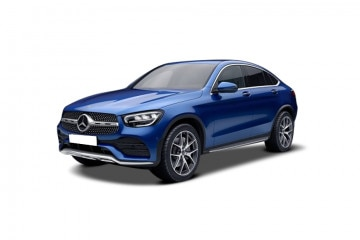 Photo of Mercedes-Benz GLC Coupe 300 4MATIC