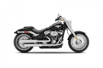Photo of Harley Davidson Fat Boy BS6