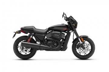 Harley Davidson Street Rod BS6