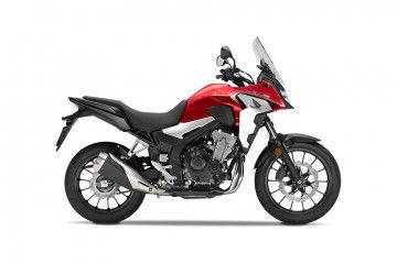 Photo of Honda CB500X