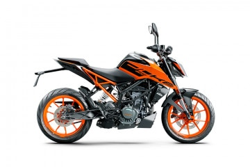 Photo of KTM 200 Duke BS6