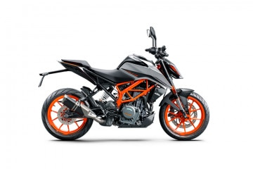 Photo of KTM 390 Duke BS6