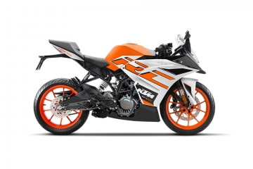 Photo of KTM RC 125 BS6
