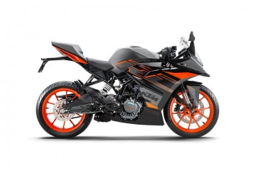 Photo of KTM RC 200 BS6