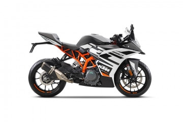 Photo of KTM RC 390 BS6