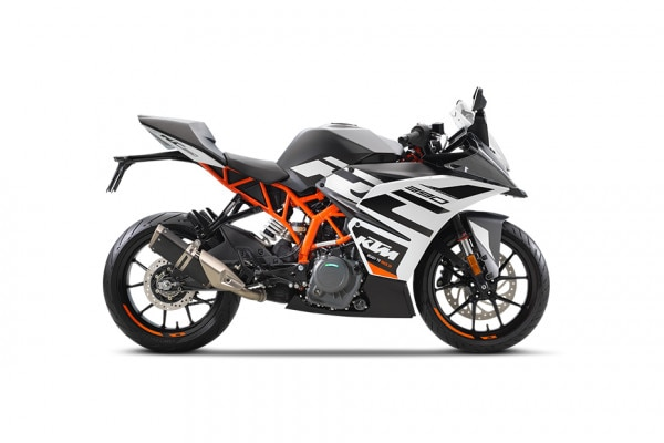 Photo of KTM RC 390