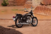 Used Royal Enfield Bullet 350 bike in Hyderabad