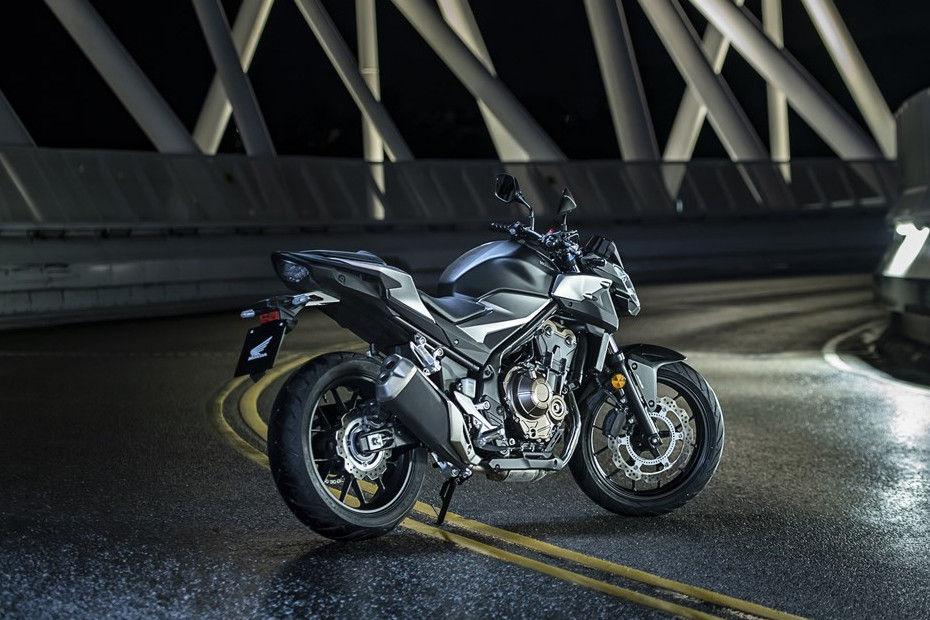 Photo of Honda CB500F