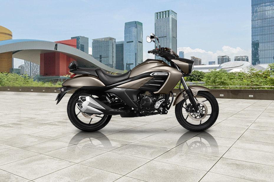 Photo of Suzuki Intruder