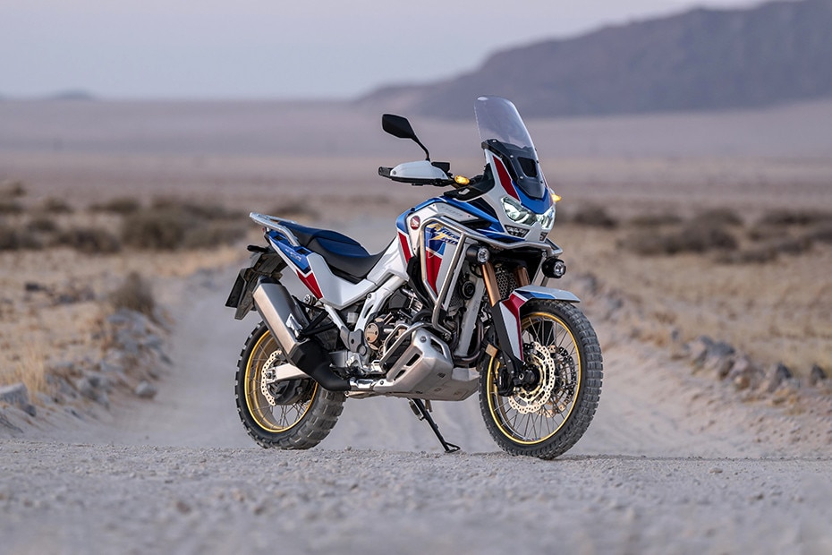 Right Side View of CRF1100L Africa Twin