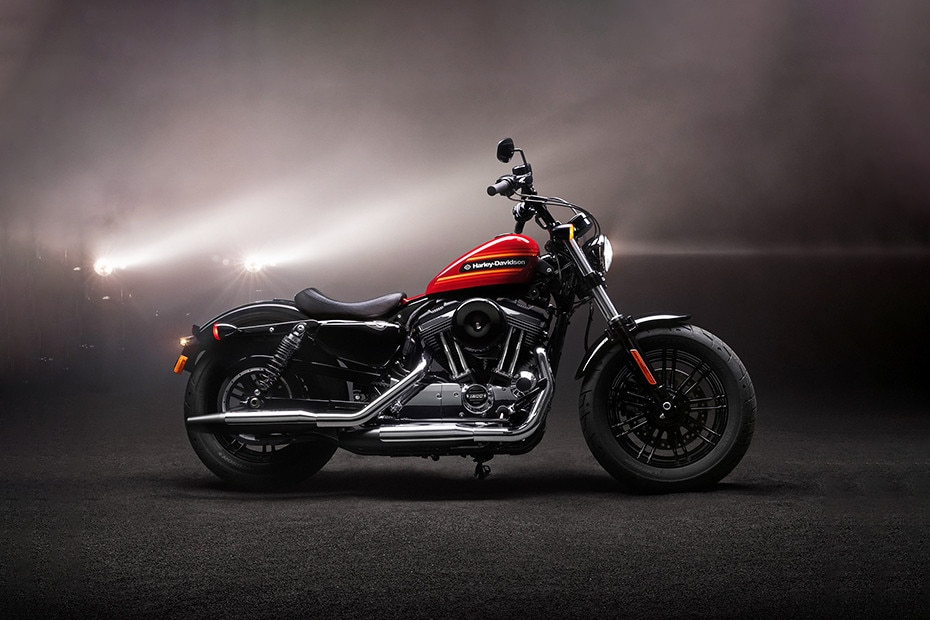 Right Side View of Forty Eight Special