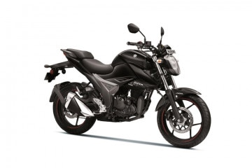 Photo of Suzuki Gixxer STD