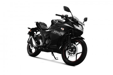 Photo of Suzuki Gixxer SF BS6