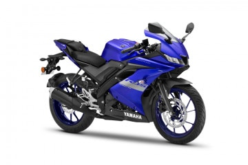 Photo of Yamaha YZF R15 V3 BS6