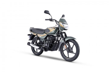 Bajaj CT110 KS Alloy BS6