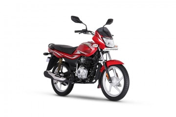 Photo of Bajaj Platina 100 KS Alloy BS6