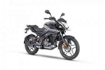 Photo of Bajaj Pulsar NS160 Twin Disc BS6