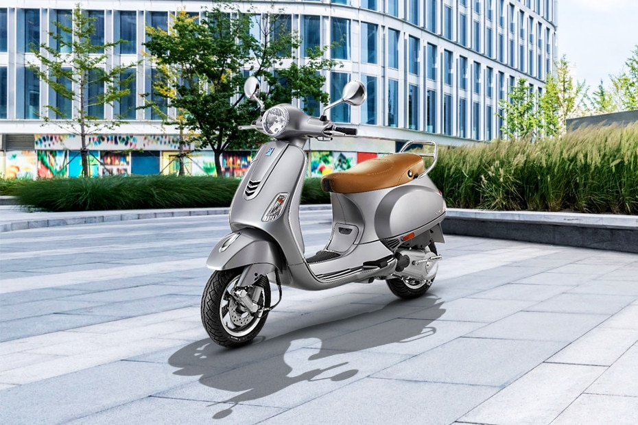 Front Left View of VXL 125